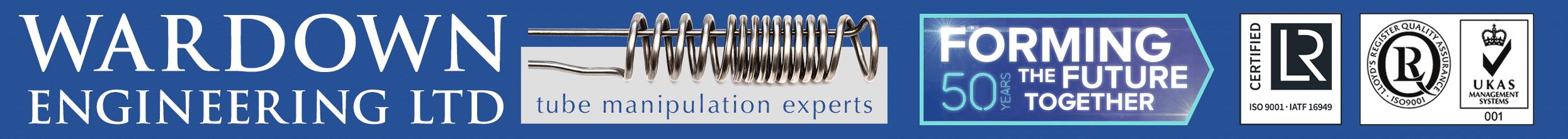 Wardown Engineering Retina Logo